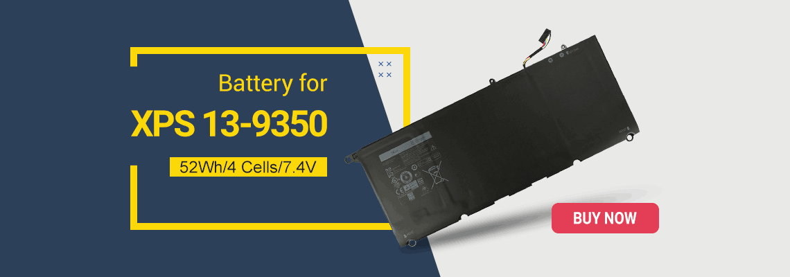 Replacement Battery for Dell XPS 13-9350